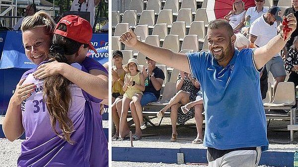 Sesta ghjustra internaziunale d'Aiacciu: vittoria per Hatchadourian, Polo è Peyrot