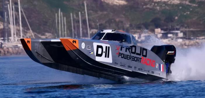 Nautisme : le Marseillais Morgan Baiocchi se lance à l'assaut du record du tour de Corse
