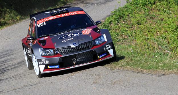 Pierre-Louis Loubet au volant d'une WRC en 2020 !