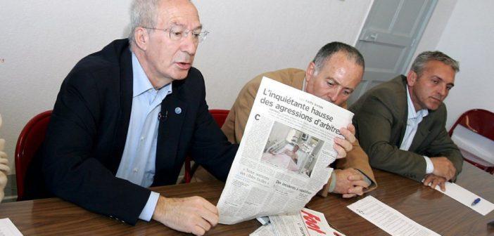 Marc Riolacci, ancien président de la Ligue Corse de Football, est mort