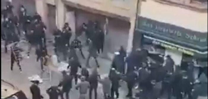VIDEO : des hooligans d'Utrecht attaquent les supporters bastiais