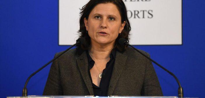 Roxana Maracineanu détaille la reprise du sport individuel